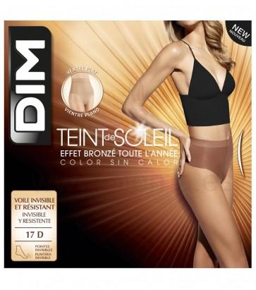 1-PANTY TEINT DE SOLEIL VENTRE PLAT 17 DENIERS. ( 1DIM AD005DG )