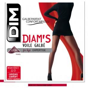 1-DIAMS VOILE GALBE. ( 1DIM AD01141 )