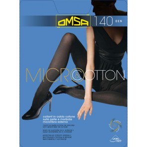 1-PANTY OPACO MICROCOTTON. ( 1OMS 0000323 )