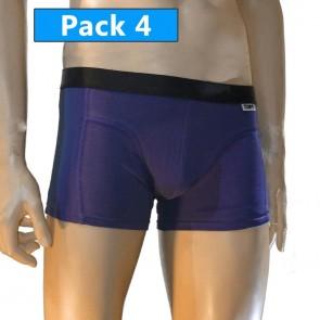 1-Pack(4u) BOXER LOW COST. ( 3DIM AD16578 )