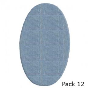 1-PACK(12U) CODERA RODILLERA. ( 8RIZ 0004000 )